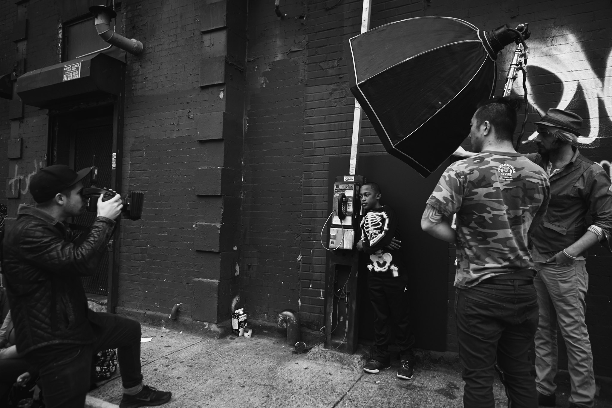 Joey L. - NYC-based Photographer and Director