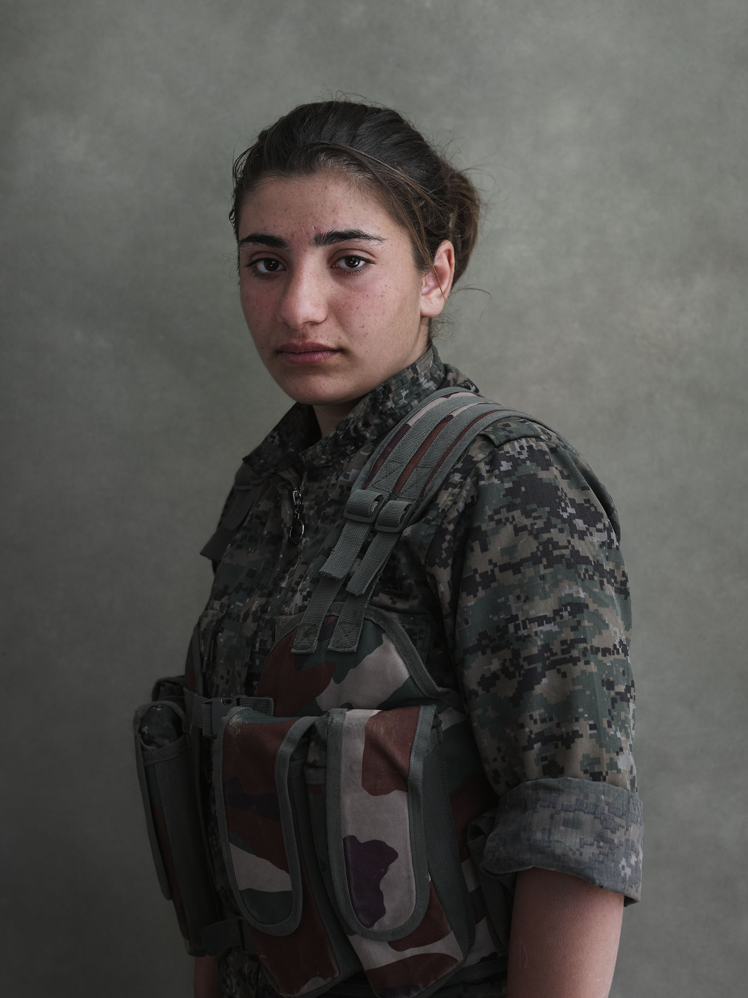 sexy naken kurdish woman